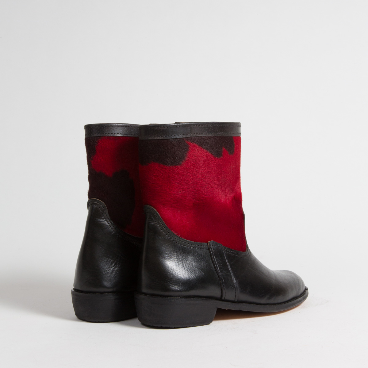 <br>bottines cerise (nr3)
