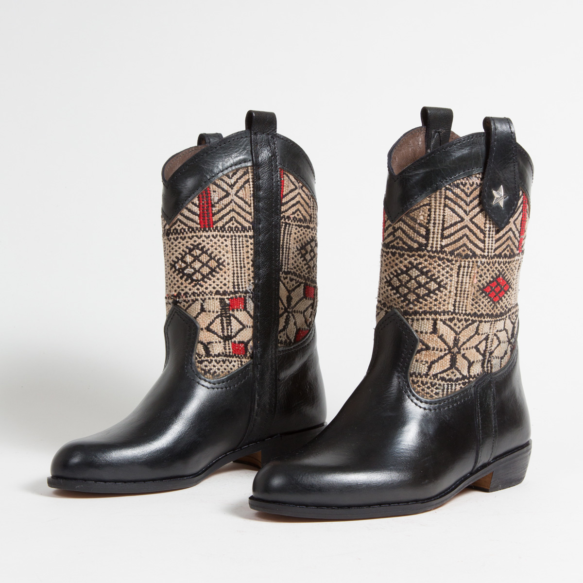 Bottines Kilim - images/kilim/bottines/mn3-01-37-kilim-artisanat-cuir-ethnique-marocaine-bottine-femme-s.jpg